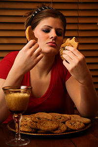 Living with Binge Eating Disorder