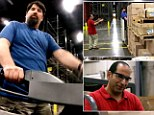 Undercover Boss Preview