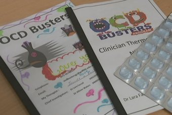 The OCD Busters program is for children aged seven to 17