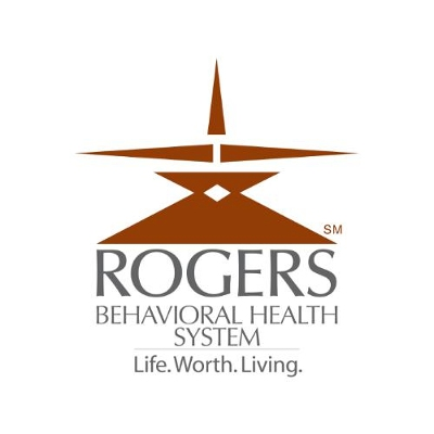 Rogers Behavioral Health System consists of five key corporations: Rogers Memorial Hospital; Rogers Memorial Hospital Foundation; Rogers Partners in Behavioral Health; Rogers Center for Research and Training; and Rogers InHealth. The hospital has become nationally recognized for its specialized residential treatment services and affiliations with academic institutions and teaching hospitals in the area. Rogers Memorial Hospital is currently Wisconsin's largest not-for-profit, private behavioral health hospital, providing adults, children and adolescents with eating disorders treatment, addiction treatment, obsessive-compulsive and anxiety disorders treatment, as well as caring for a variety of child and adolescent mental health concerns. For more info, visit www.rogershospital.org/newsroom.  (PRNewsFoto/Rogers Behavioral Health System)