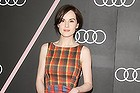 LOS ANGELES, CA - JANUARY 09:  Michelle Dockery arrives at the Audi Golden Globe 2014 kick off cocktail party held at Cecconi's Restaurant on January 9, 2014 in Los Angeles, California.  (Photo by Michael Tran/FilmMagic)