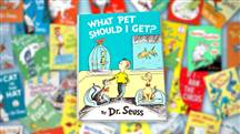 Long-lost Dr. Seuss book 'What Pet' discovered, being published