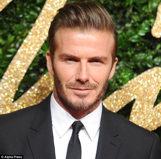 David Beckham claims that all the Pepsi cans in his fridge must always be in a straight line before he can relax