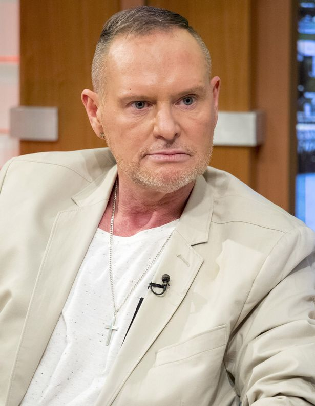 Paul Gascoigne on Good Morning Britain