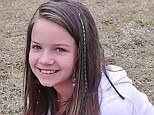 Murdered: McKenzie Sessoms, 11, was found raped and suffocated in her bed last September