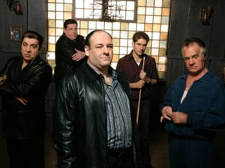 Tony Soprano often battled with bouts of depression (Channel 4)