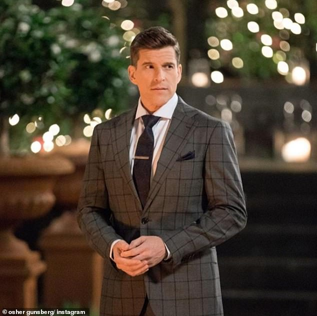 Struggles: The Bachelor's Osher Günsberg has recalled how difficult it was hosting breakfast radio while on 'heavy drugs' while speaking about his anxiety and obsessive compulsive disorder