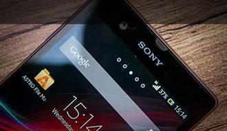 Sony Xperia Z from $55/Mth