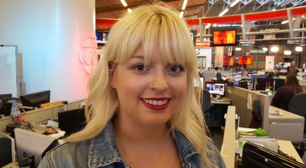 Kaitlin Hrudey