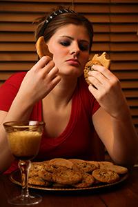 Living with Binge Eating Disorder