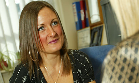 Anxiety UK's Nicky Lidbetter