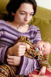New Moms Experience More Obsessive-Compulsive Symptoms