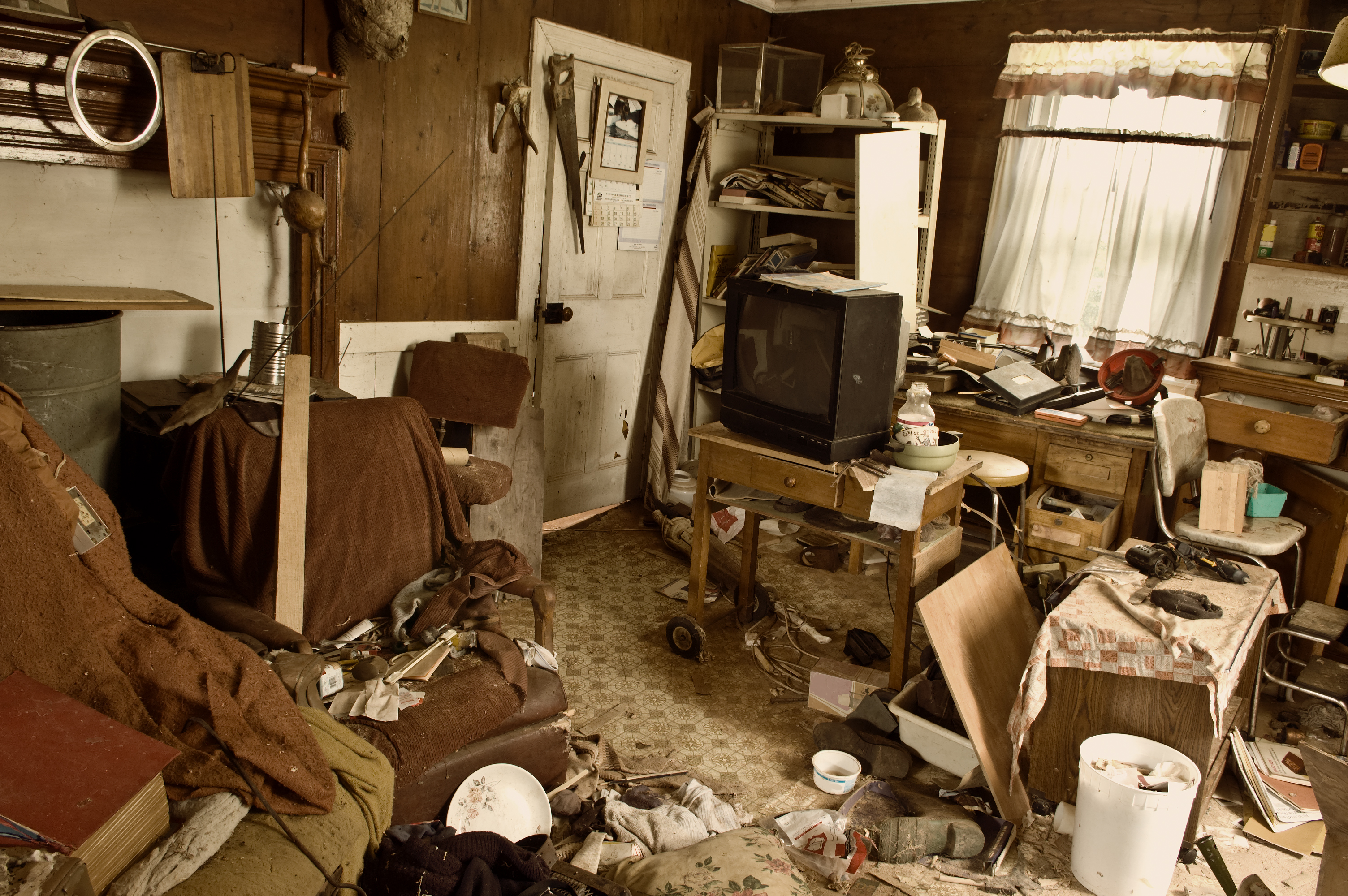 Millions of Americans have hoarding disorder.