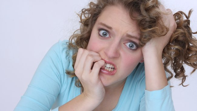 Nail-biting is OCD behaviour