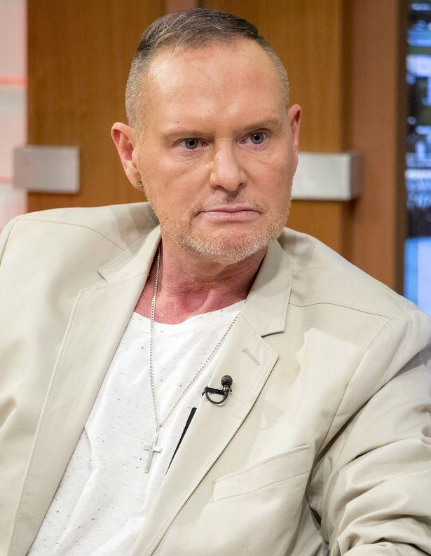 Paul Gascoigne on Good Morning Britain